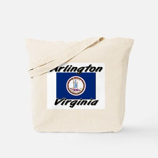 Arlington virginia Tote Bag