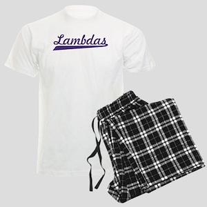 Lambda Chi Alpha Lambdas Men's Light Pajamas