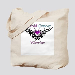 Thyroid Cancer Warrior! Tote Bag