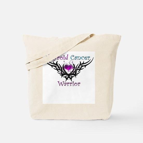 Thyroid Cancer Warrior! Tote Bag