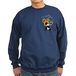Earth Day Planet Sweatshirt (dark)