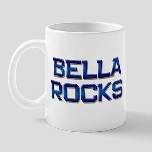bella rocks Mug