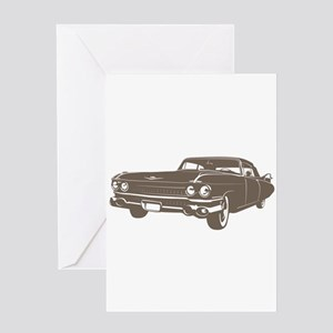 1959 Cadillac Greeting Card