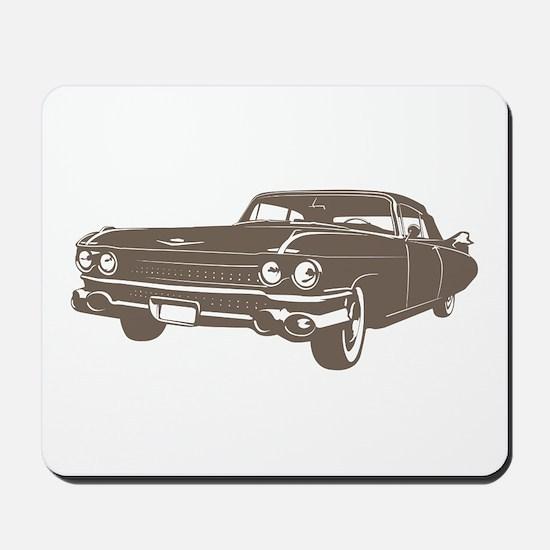 1959 Cadillac Mousepad