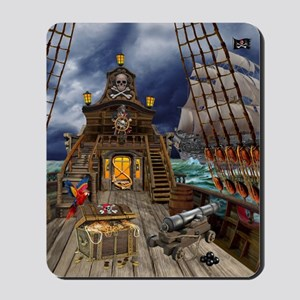 STOLEN PIRATE TREASURE Mousepad