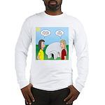 Popcorn Igloo Long Sleeve T-Shirt