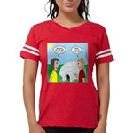 Popcorn Igloo Womens Football Shirt