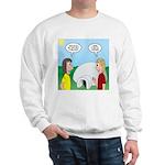 Popcorn Igloo Sweatshirt