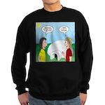 Popcorn Igloo Sweatshirt (dark)