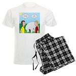 Popcorn Igloo Men's Light Pajamas