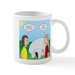 Popcorn Igloo 11 oz Ceramic Mug