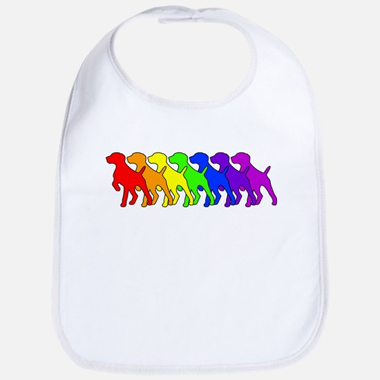 Rainbow GSP Bib