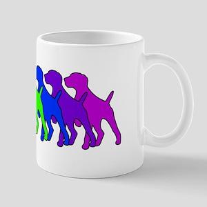 Rainbow GSP Mug