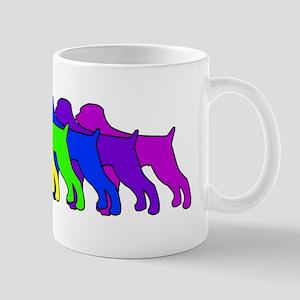 Rainbow GWP Mug