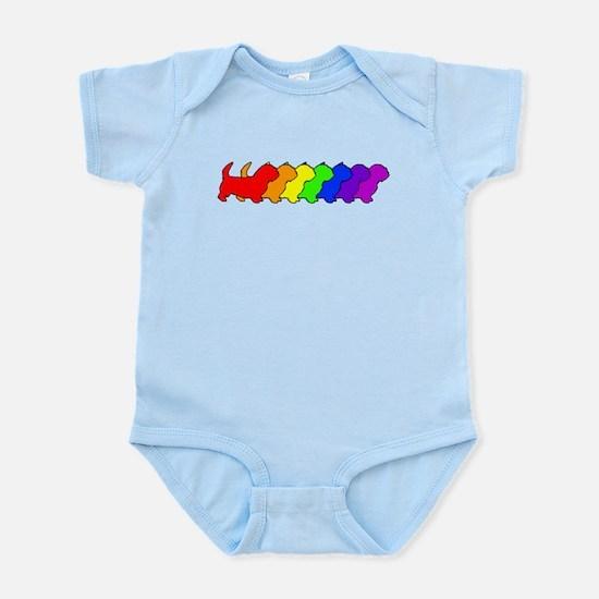 Rainbow Glen Infant Bodysuit