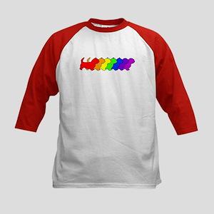 Rainbow Glen Kids Baseball Jersey