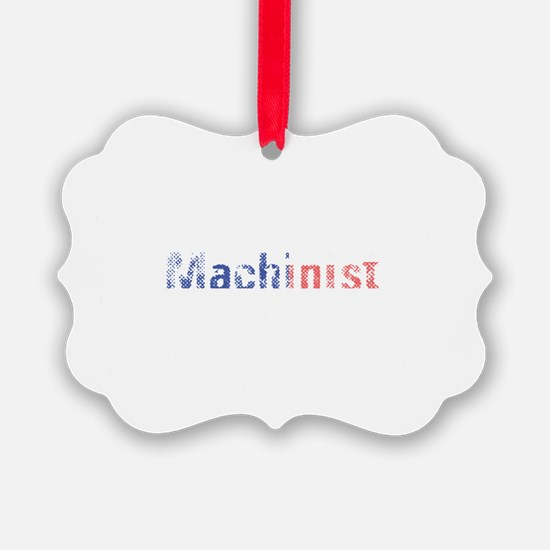 Machinist Ornament