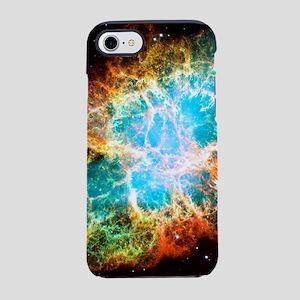 Crab Nebula iPhone 7 Tough Case