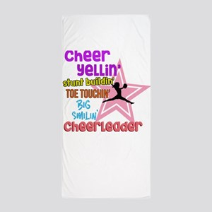 Cheerleading Quotes Beach Towels Cafepress