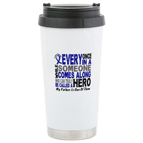 HERO Comes Along 1 Father CC Stainless Steel Trave