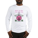 Pork Long Sleeve T-Shirt
