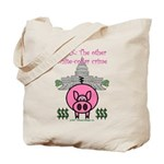 Pork Tote Bag