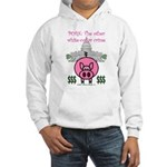 Pork Hooded Sweatshirt