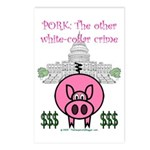 Pork Postcards (Package of 8)