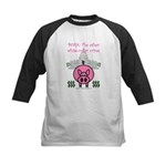 Pork Kids Baseball Jersey