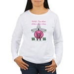 Pork Women's Long Sleeve T-Shirt