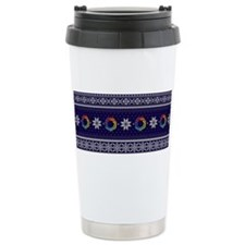 Flappy Holidays 2 16 Oz Stainless Steel Mugs