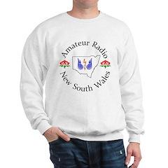 Amateur Radio NSW Logo Sweatshirt