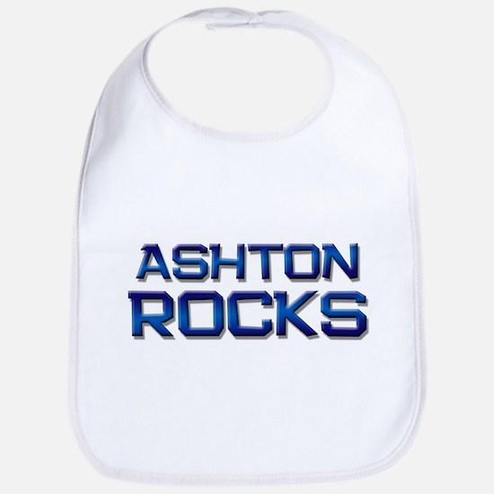 ashton rocks Bib