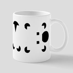 Kanizsa triangle Mug