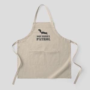 SQUIRREL PATROL BBQ Apron