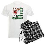 Yo! Yo! Yo! Men's Light Pajamas