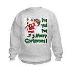 Yo! Yo! Yo! Kids Sweatshirt