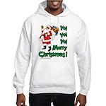 Yo! Yo! Yo! Hooded Sweatshirt