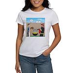 Unsafe Turkey Frying Women's Classic T-Shirt