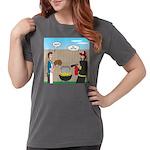 Unsafe Turkey Frying Womens Comfort Colors® Shirt