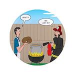 Unsafe Turkey Frying 3.5