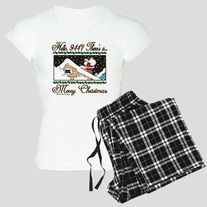 Hello, 9-1-1 Women's Light Pajamas