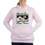Hello, 9-1-1 Women's Hooded Sweatshirt