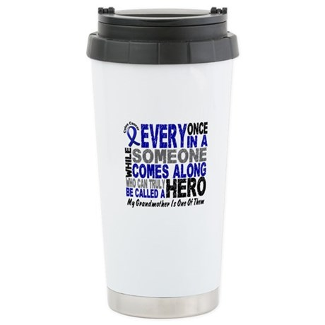 HERO Comes Along 1 Grandmother CC Stainless Steel