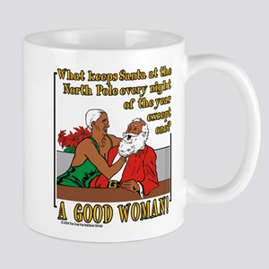 Good Woman 11 oz Ceramic Mug