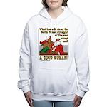 Good Woman Women's Hooded Sweatshirt