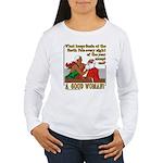 Good Woman Women's Long Sleeve T-Shirt