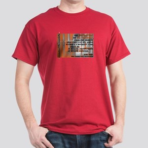 Marxist Education Dark T-Shirt