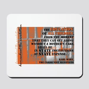 Marxist Education Mousepad