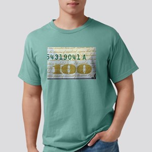 US Currency One Hundred Dollar Bill T-Shirt